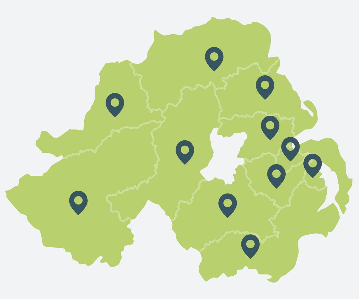 Councils Map