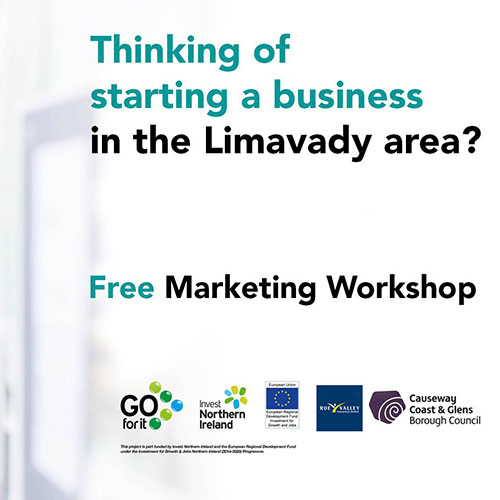 Thinking of starting a business in Limavady?