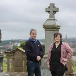 Seamus Breslin and Friends of Derry City Cemetery