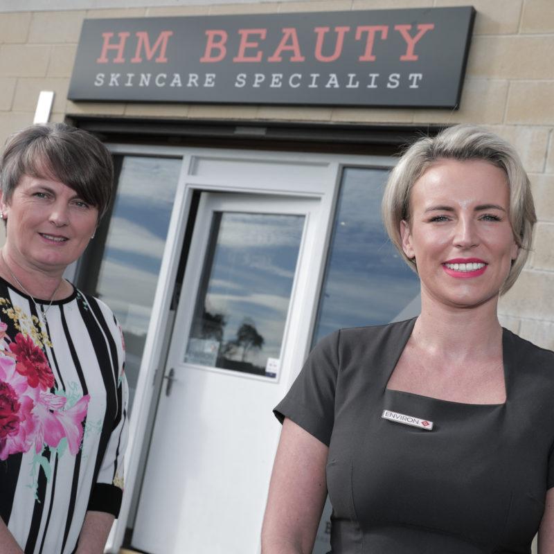 Helen McBurney Beauty Specialist