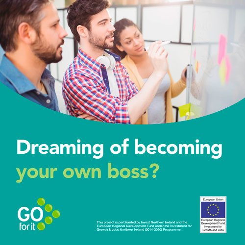 Dreaming of becoming your own boss? Go For It