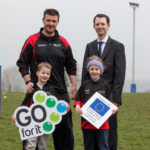 Ruckus Rugby Rob Masters and the Go For It Programme